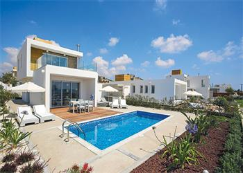 Villa Turquoise, Paphos, Cyprus With Swimming Pool