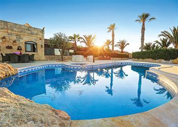 Villa Twilight in Gozo