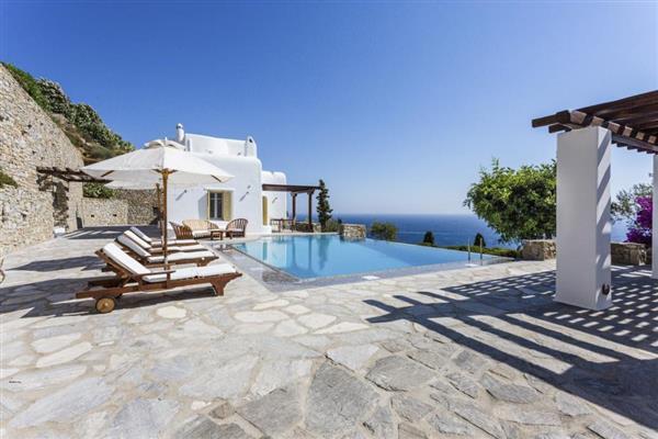 Villa Ultra in Southern Aegean