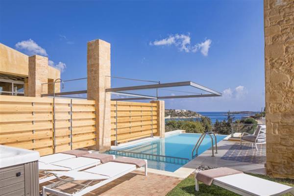 Villa Ulysses in Crete