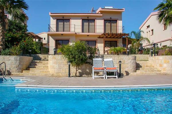 Villa Uranus in Cyprus