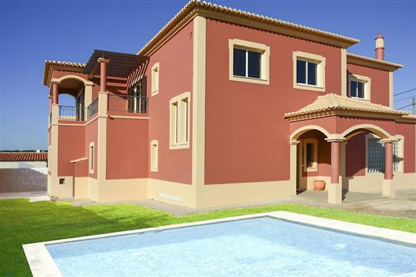 Villa Valentia in Vila do Bispo