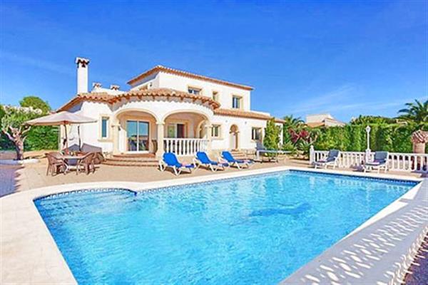 Villa Valentina from James Villas