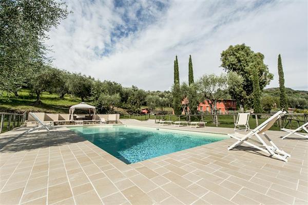 Villa Valentina in Provincia di Lucca