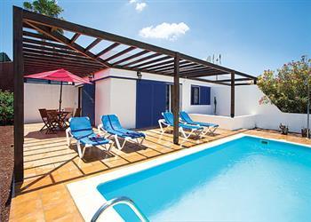 Villa Valentine in Lanzarote