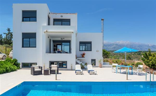 Villa Vamos in Crete