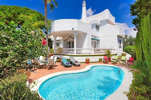 Villa Vanessa in Spain