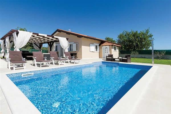Villa Vanessa in Croatia