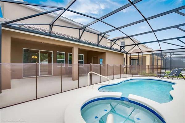 Villa Vanilla, Solterra Resort, Orlando - Florida With Swimming Pool