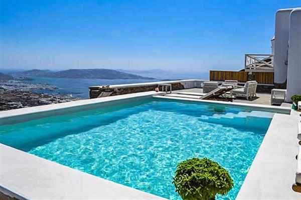 Villa Varvara in Mykonos