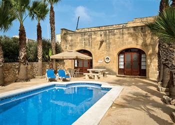 Villa Veduta in Gozo