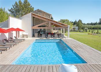 Villa Venaissin in France