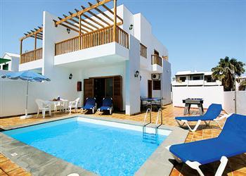 Villa Venecia in Lanzarote
