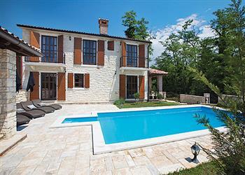 Villa Ventura in Croatia