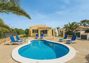 Villa Venus in Menorca
