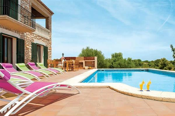 Villa Verdal in Mallorca