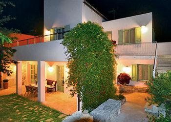 Villa Verde in Crete
