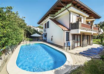 Villa Verde in Italy