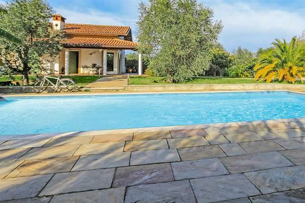 Villa Verdone in Italy