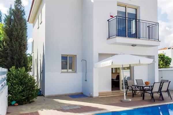 Villa Victoria Palm in Cyprus