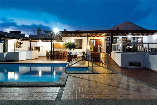 Villa Victoria in Lanzarote