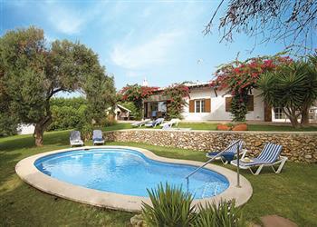 Villa Victoria in Menorca