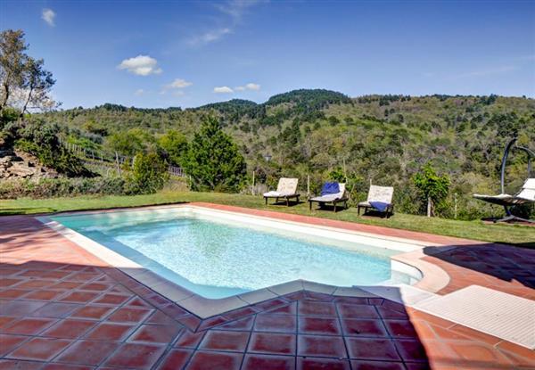Villa Vigneto in Provincia di Siena