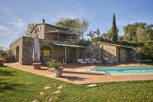 Villa Vigneto Estate in Provincia di Siena