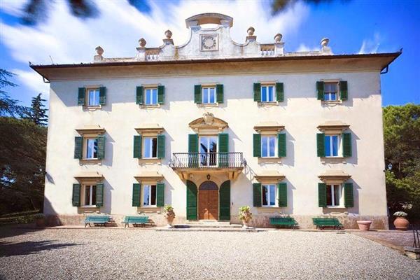 Villa Vinci in Provincia di Siena