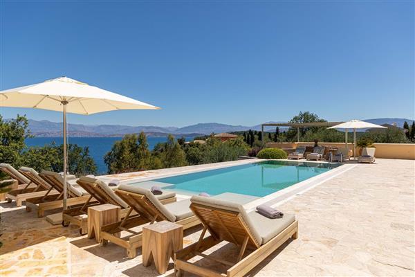 Villa Vinita in Ionian Islands