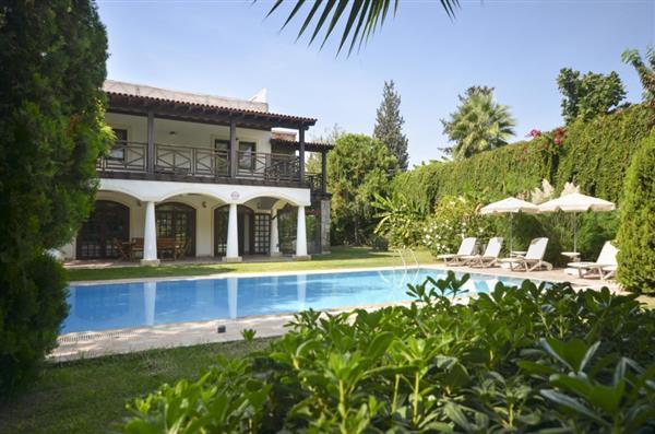 Villa Vinkara in Bodrum