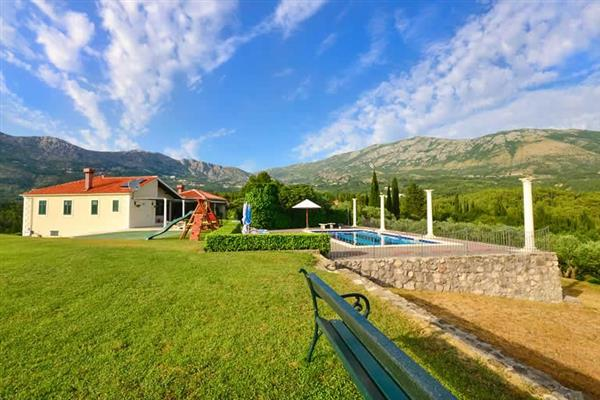 Villa Vino in Croatia