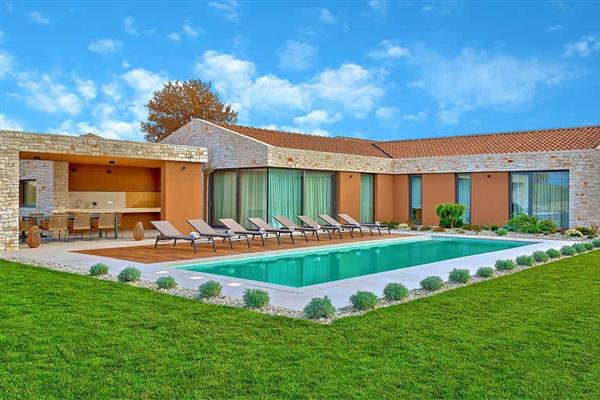 Villa Vinograd from James Villas