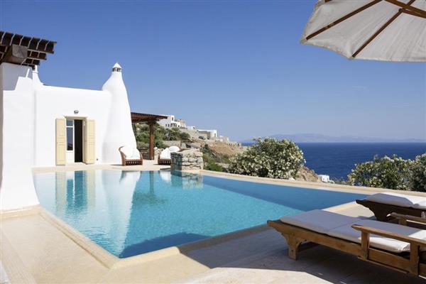 Villa Violet Blue in Southern Aegean