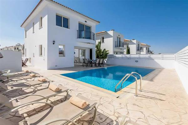 Villa Violet Palm in Cyprus