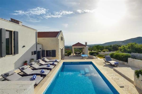 Villa Violet in Croatia