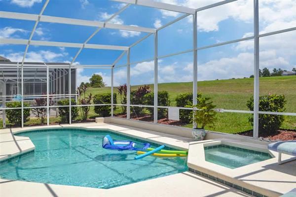 Villa Violett in Florida