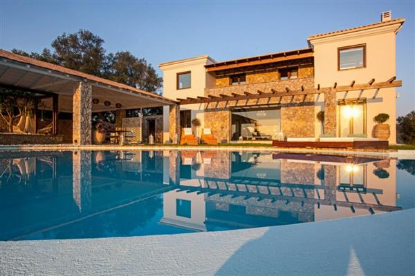 Villa Viros in Ionian Islands