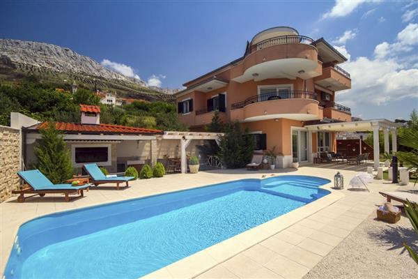Villa Visnja in Općina Solin