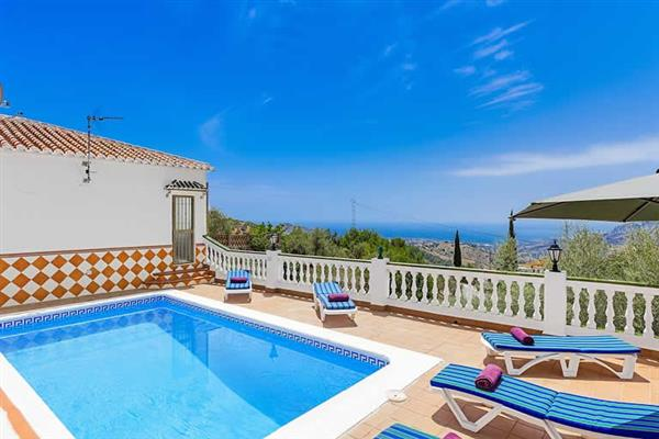 Villa Vista Azul in Spain