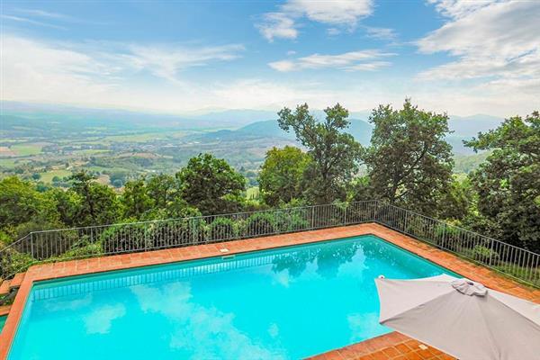 Villa Vista Castello in Italy