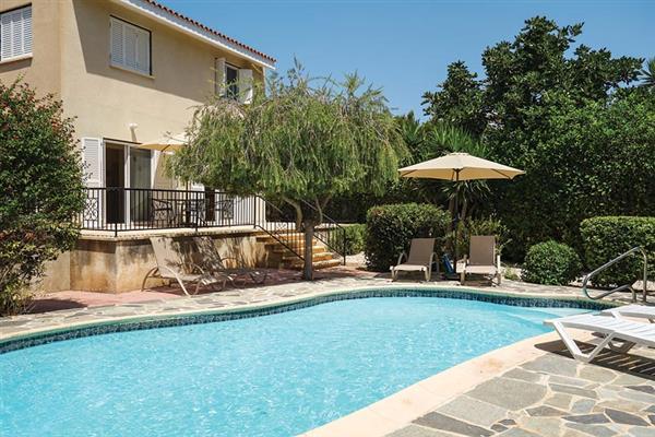 Villa Vitali, Coral Bay, Cyprus With Swimming Pool