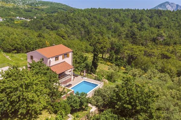 Villa Vitez in Općina Omiš