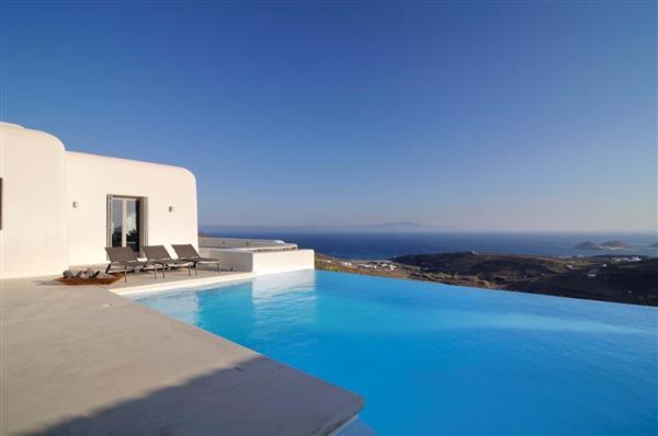 Villa Vittoria in Southern Aegean
