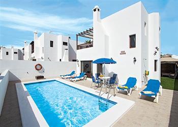 Villa Vivienne in Lanzarote
