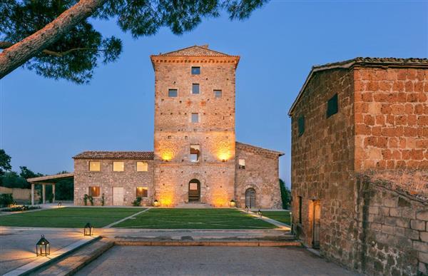 Villa Volante in Provincia di Viterbo