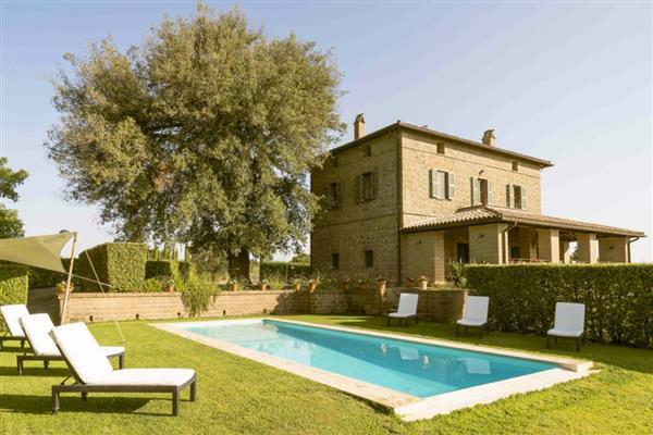 Villa Volsini in Provincia di Viterbo