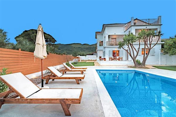 Villa Vougiato in Ionian Islands