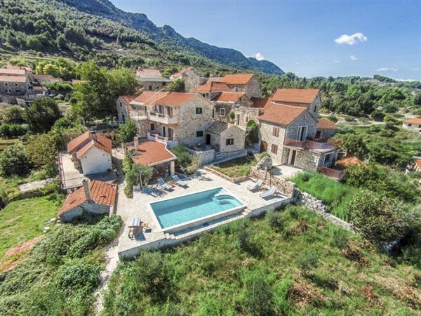 Villa Vrisnik in Općina Jelsa