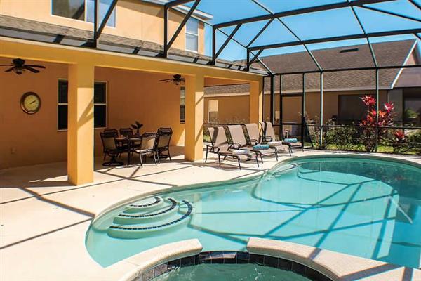 Villa Watersong Dream in Florida